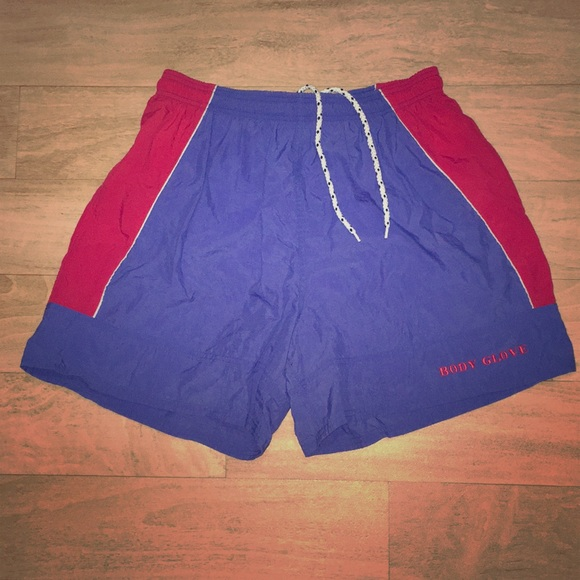 7b90b312bc937 Body Glove Swim | Mens Vintage Trunks Xxl | Poshmark